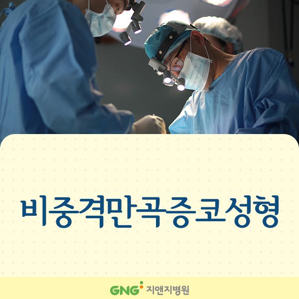 비중격만곡증 코성형
